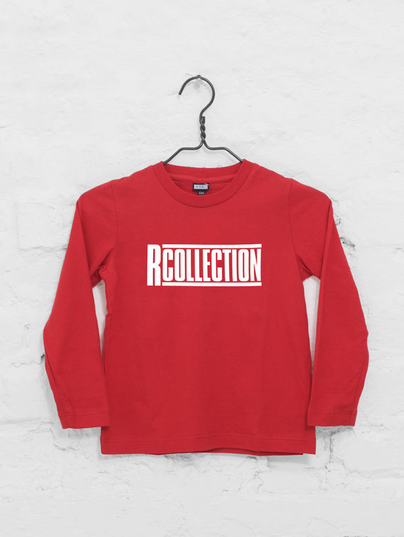 R-Collection Children's Long-Sleeved T-Shirt