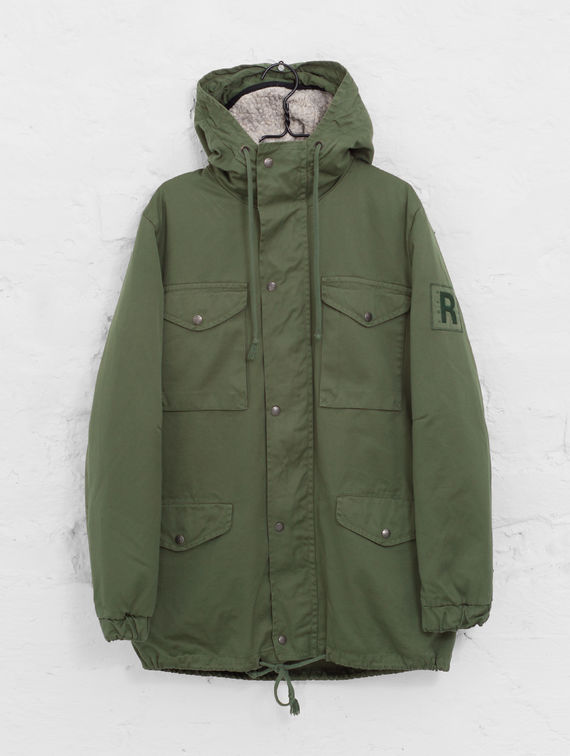 R-Collection Army Parka