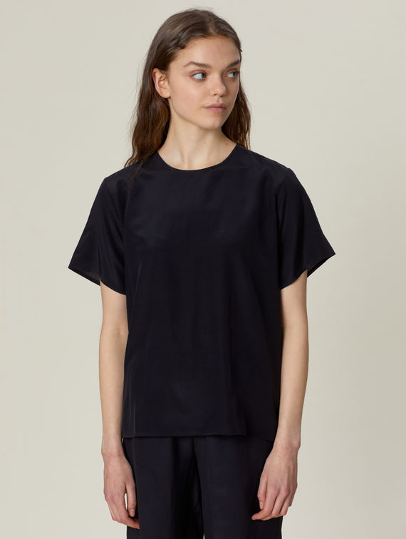 R-Collection Emma Silk T-Shirt