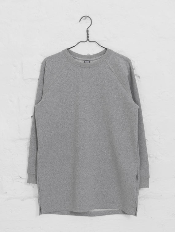 R-Collection Sweatshirt Dress