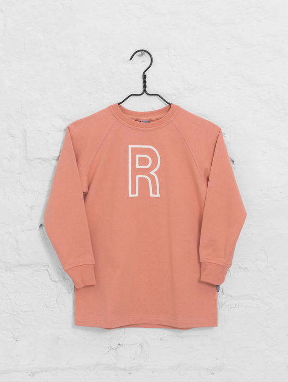 R-Collection Children's Mini Long Sweatshirt