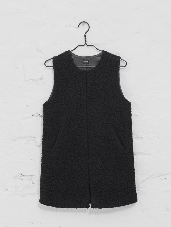 R-Collection Teddy Vest